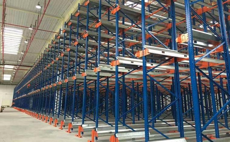 臨沂重型貨架生產廠家閣樓平臺貨架承重是多少?