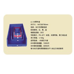 集團零件盒價格